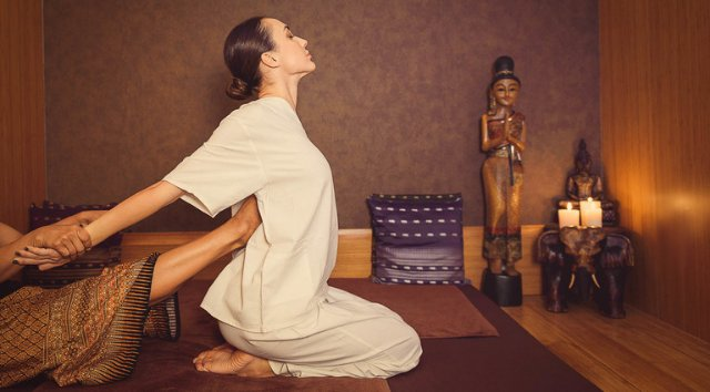 Тайский массаж, или с чего начать знакомство с Таиландом