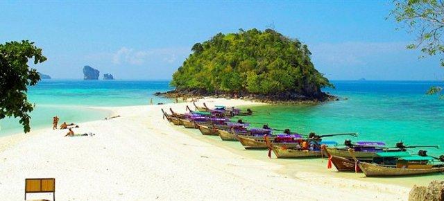 Путешествие в Таиланд в декабре